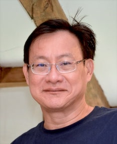 Portrait of Dr. Chong-Yee Khoo
